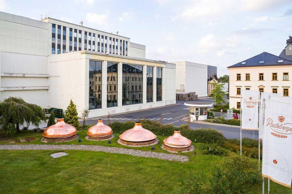 Biererlebnis in Dresden - die Brauerei